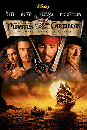 Pirates of the Caribbean…and Pirates in Acting!